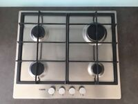 AEG Gas hob, excellent condition two years old.