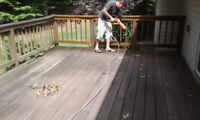 Painting and Repair Decks,Fances