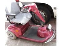 Sterling 4 mobility scooter spares or repair