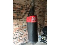 Heavyweight punch bag good condition