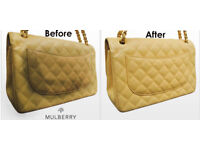 Mobile Leather Handbag Repair, Restoration, Colour Changing, Cleaning, Leather Trainer Restoration