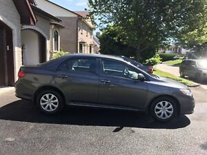 MINT *2009 TOYOTA COROLLA *FULLY LOADED *5190$FERM