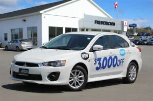 2016 Mitsubishi LANCER SPORTBACK SE! REDUCED! WARRANTY TO 2026!