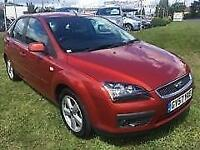 Ford Focus 1.8 125 2007MY Zetec Climate