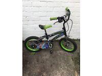 Kids Ben 10 bike