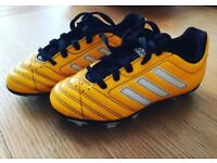 Adidas Football Boots Infant Size 10