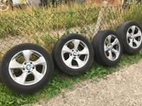 Bmw f30 16 wheels set of 4 from 2012 car