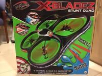 X-Bladez Stunt Quad Remote Control Drone