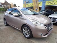 2013 63 PEUGOET 208 ALLURE 1.2 VTi GOOD AND BAD CREDIT CAR FINANCE AVAILABLE