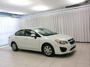 2013 Subaru Impreza 2.0L AWD SEDAN - FRESH OFF LEASE AND DEALER