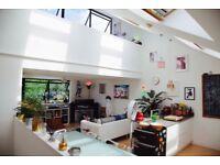 Fabulous Ensuite Double Room in a striking triplex