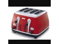 Delonghi Toaster New