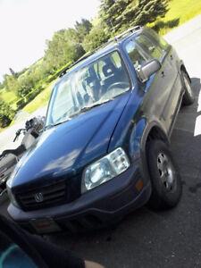 1997 Honda CR-V VUS