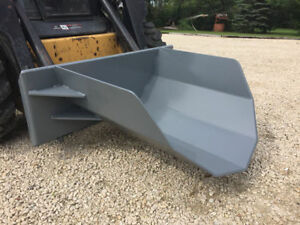 Heavy Duty Tree Spade Skid Steer Attachment