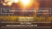 Tyonna's Landscaping Company