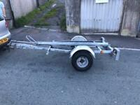Mortorbike trailer