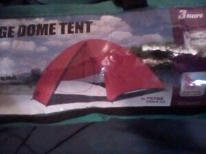 All sorts of camping gear