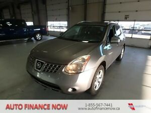 2010 Nissan Rogue SL AWD OWN ME FOR ONLY $65.21 BIWEEKLY!