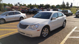 2010 Chrysler Sebring Limited   117600km