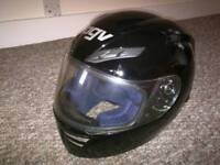 AGV motorcycle helmet - black