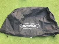Outback BBQ cover