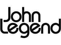 John Legend tickets for SSE Hydro Selling for FACE VALUE