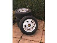 Ferrari wheels