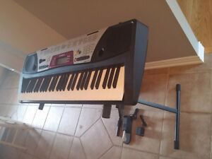 Yamaha Keyboard w/ Stand. Excellent shape.