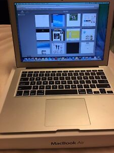 "MacBook Air 13"" Pristine Condition"