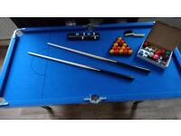 4ft snooker table for sale