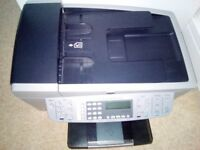 HP Printer/scanner/fax with cartridges