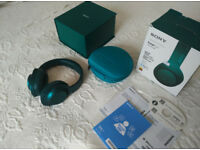 Sony h.ear on MDR-100ABN Noise-cancelling Headphones