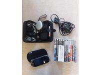 PSP & Games