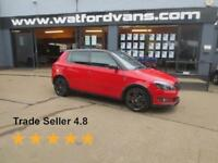 2012 Skoda Fabia Monte Carlo 1.6TDi CR 5dr *Pimped Up* Diesel red Manual