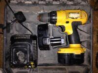 DeWalt, Bosch cordless/hammer