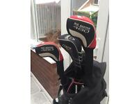 Golf Bag & 3 Calloway Drivers