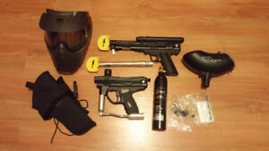 2 Paintball Markers for Sale