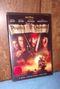Pirates of the Caribbean - Limited Edition DVD