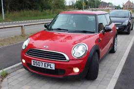 Mini Cooper One with Sport package