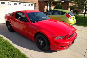 2013 Ford Mustang Premium COA Coupe (2 door)