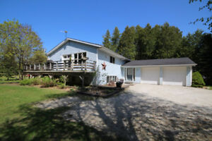 Large, Private Oliphant Family Home or Cottage Option!