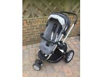 Quinny Buzz Xtra Pram and Buggy