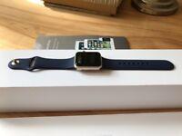 Apple Watch Series 2 38mm Gold & Midnight Navy