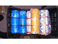gas -gaz cylinders for sale in sets of 3's or more for camping festivals.tours..j