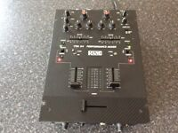 Rane ttm 54 professional dj mixer for sale.