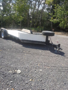 16 foot car hauler $2600.00