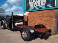 CHEVY R30 HOT ROD 1988 7.4 V8 DUAL EXHAUST CUSTOM BUILT WITH SPECIAL HOOT AND COWL HOOD