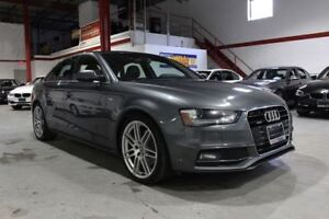 2013 Audi A4 Premium Plus *LOADED/MANUAL/MINT*