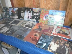 Records, CDs, Movies