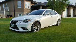 2014 Lexus is250 Sedan AWD
